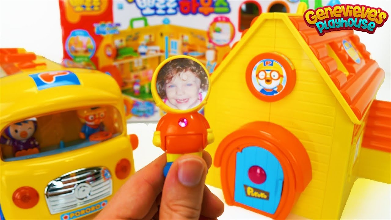Best Toy Learning Videos For Kids Peppa Pig Pororo And