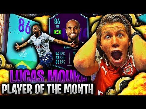 UNLOCKER den FØRSTE POTM av LUCAS MOURA for *BARE 50 000 COINS* 🔓🔥 (POTM Premier League SBC)