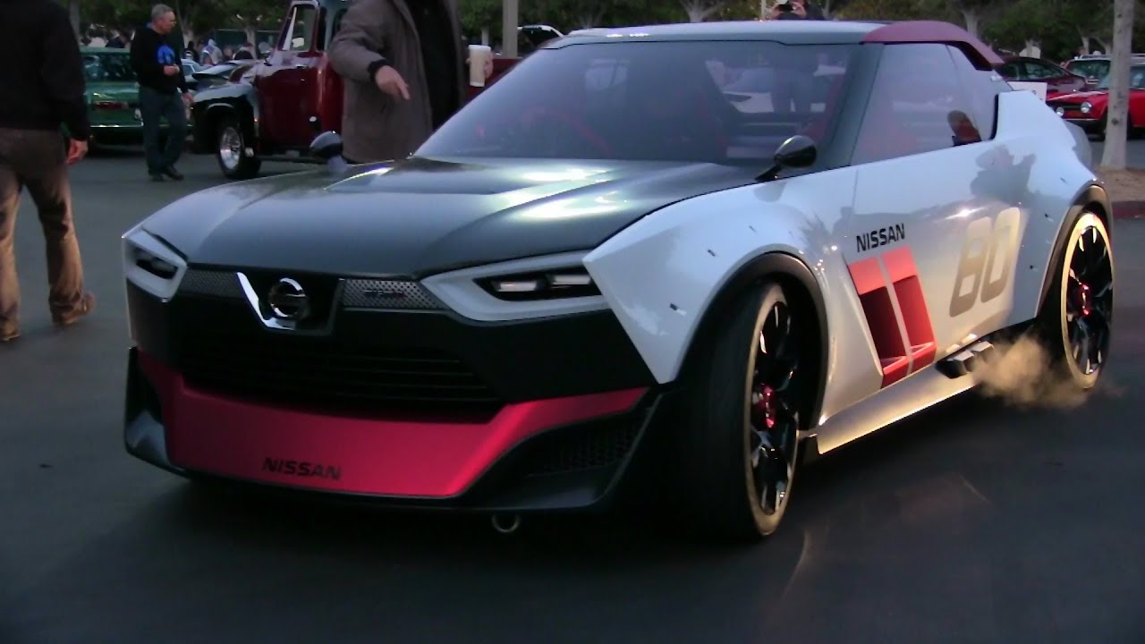 Nissan IDx Nismo concept and IDx Freeflow concept car ...