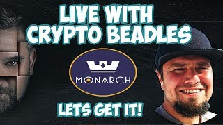 Live With Monarch Wallet's Crypto Beadles - AMA 💪