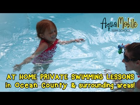Ocean County, New Jersey at Home Private Swimming Lessons