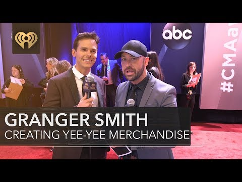 "When Granger Smith Decided ""Yee Yee"" Was His Brand 