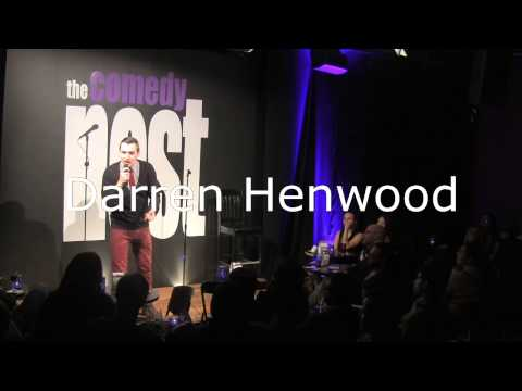 Darren Henwood Comedy Nest 2014