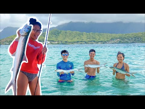 CRAZY OFFSHORE FISHING ACTION!  | Offshore Fishing Hawaii