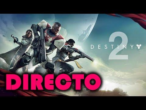 🔫 DESTINY 2 GRATIS | PROBANDO Y EMPEZANDO DLC EL ESTRATEGA | Gameplay Español