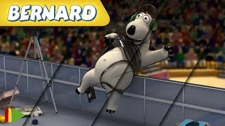 Bernard Bear | Zusammenstellung von Folgen | Rhythmische Gymnastik