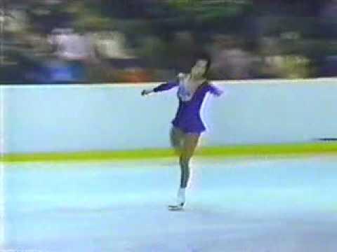 Emi Watanabe 1980 Lake Placid Olympics LP