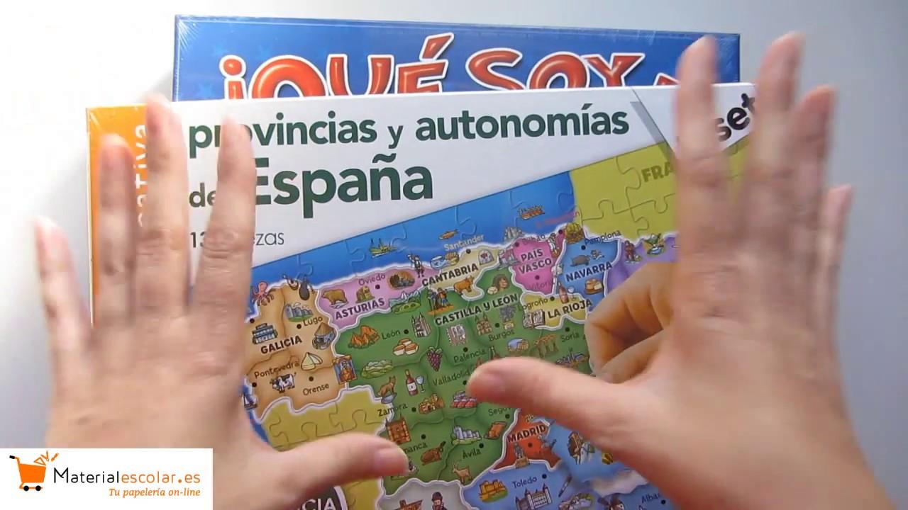 Juegos Para Ninos De 6 Anos Juego De Mesa Que Soy Yo Y Puzzle