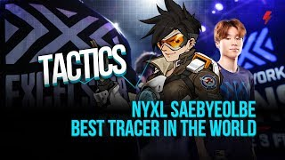 Overwatch   Saebyeolbe's Tracer Pops Off to Save NYXL's Final Fight vs. Boston Uprising