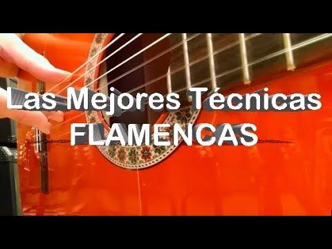 [TOP 10] Las mejores técnicas para tocar flamenco [TUT]