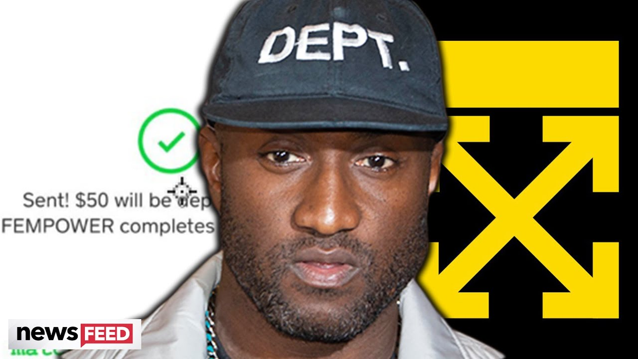 Virgil Abloh Offers Explanation Following Massive Backlash Over ...