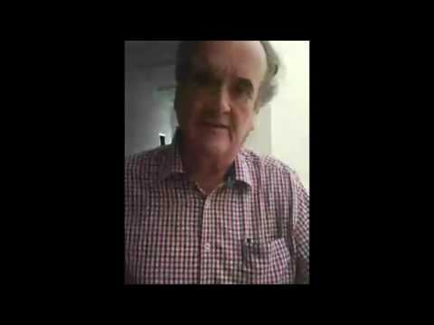 A conversation with veteran journalist Mark Tully