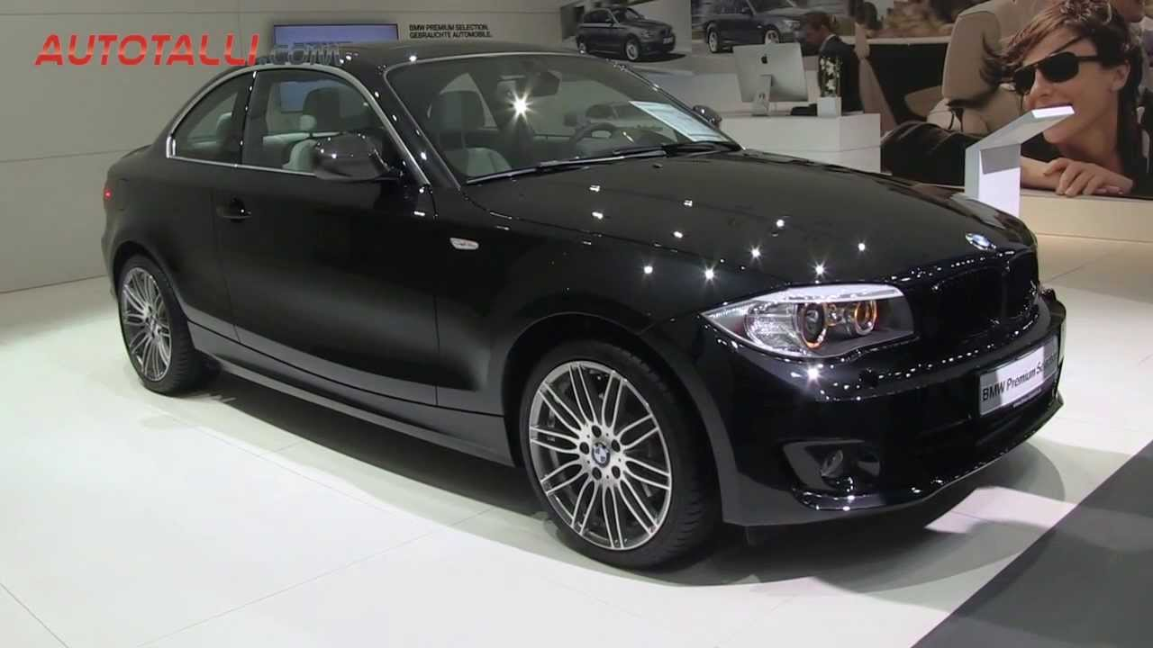 bmw 120d coup e82 130kw 2013 youtube. Black Bedroom Furniture Sets. Home Design Ideas