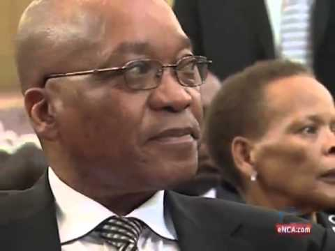 Report on Nkandla almost ready