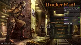 Weekly Mystery Game part 2 - UnderRail