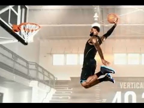 nike dunk lebron james basketball