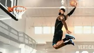 Lebron James highest jumps NBA