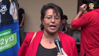 Tema: XI Encuentro Vocacional Universitario UNMSM