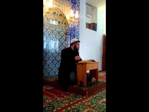 Blaue Moschee Zürich, Fiqh Ders 2 (Abdest)