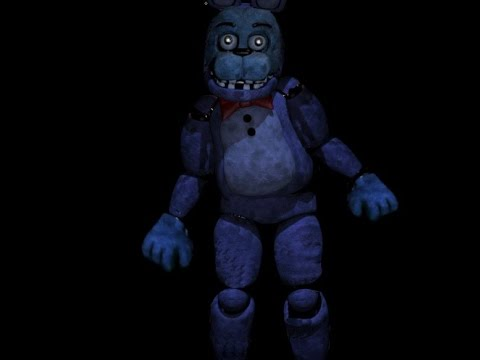 Unwithered Bonnie Speed Edit