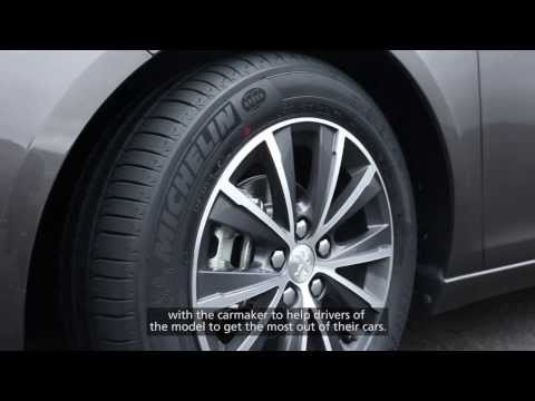 Michelin Energy Saver +  with the Peugeot 308