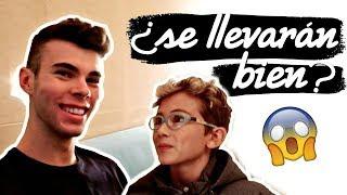 MI HERMANO CONOCE A MI NOVIO | Marina Yers