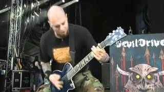 DevilDriver - Clouds Over California (Live Download Festival 2009)