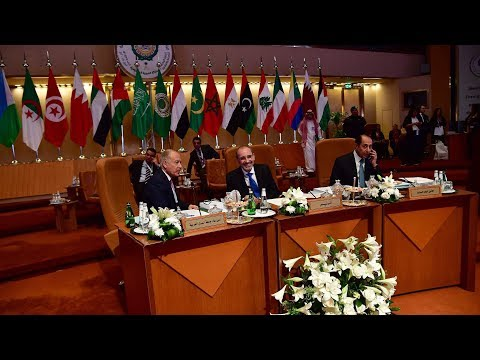 Arab League summit dominated by Syria conflict, Saudi-Iranian tensions