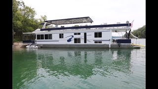 Houseboat For Sale 2001 Fantasy 16 x 75