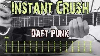 "How to Play ▶Daft Punk - ""Instant Crush""◀ 