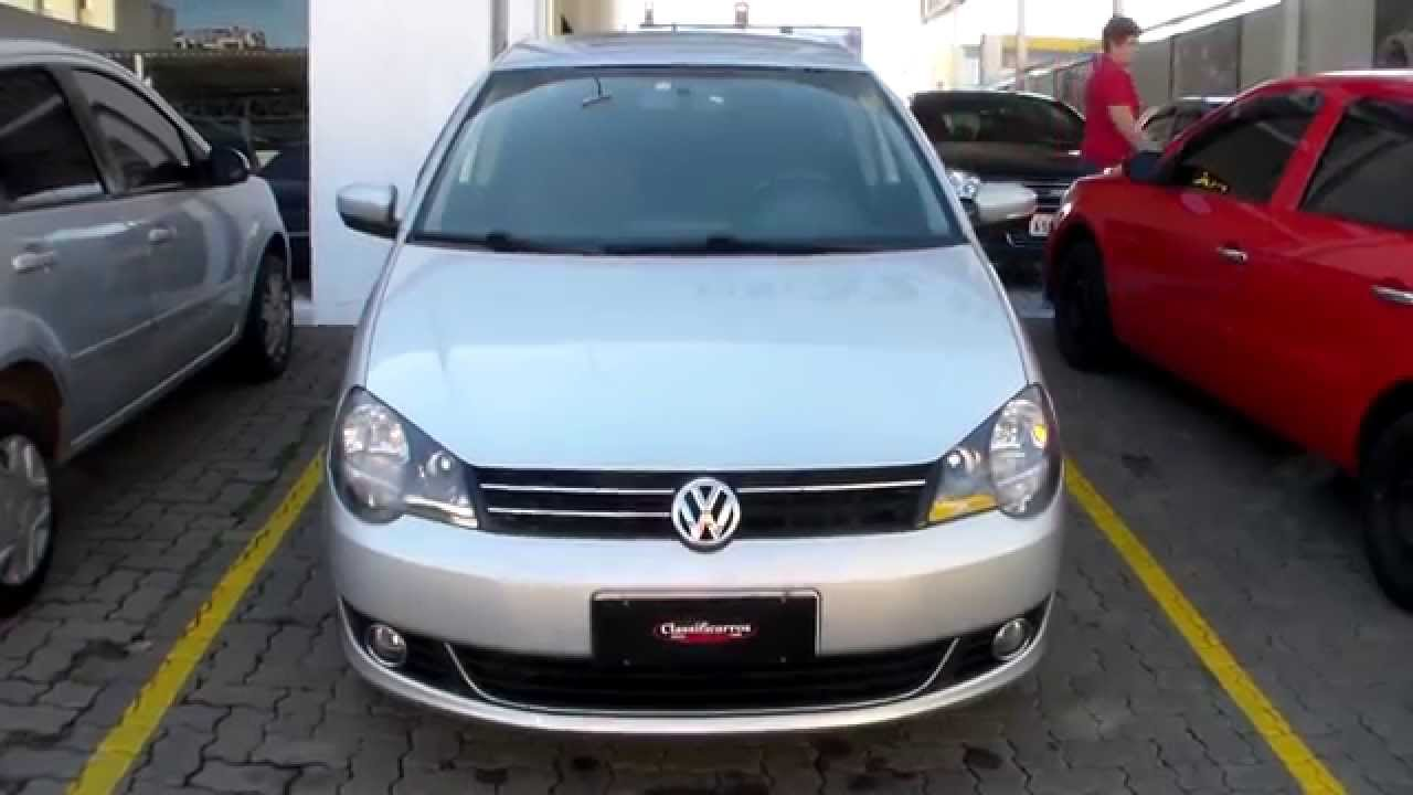 volkswagen polo sedan comfortline 1 6 8v flex 2012 youtube. Black Bedroom Furniture Sets. Home Design Ideas