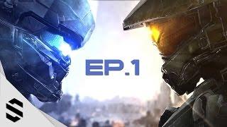 【最後一戰5:守護者】- XBOX ONE中文劇情電影 - 第一集 - Episode 1 - Halo 5 : Guardians - 光环5:守护者 - 最強無損畫質影片