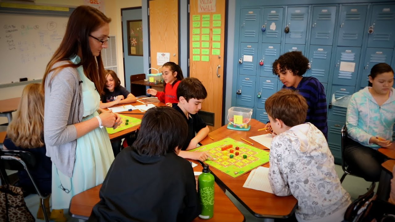 Managing Game Based Learning In The Classroom Youtube
