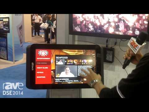 DSE 2014: DFI Tech Introduces Its MK20 All-in-One Kiosk for Point of Sale