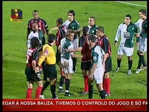 11J :: Penafiel - 0 x Sporting - 1 de 2005/2006