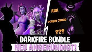 DARKFIRE Bundle Announced! 13 New Skins   Fortnite German