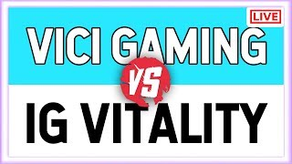 🔴🆁🆄  VICI GAMING vs IG VITALITY | China Professional League | Dota 2 Live Дота 2 Stream VG vs IG