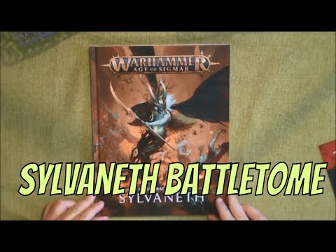 Repeat Sylvaneth Battletome by Victor Ques - You2Repeat
