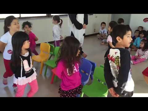 Dança da Cadeira Pimentinha Kids