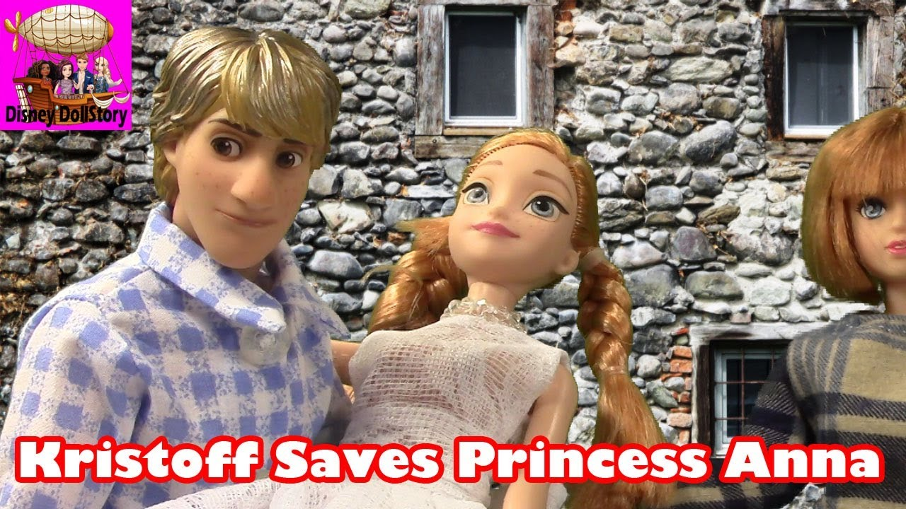 Kristoff Saves Princess Anna - Part 12 - The Mermaid Series