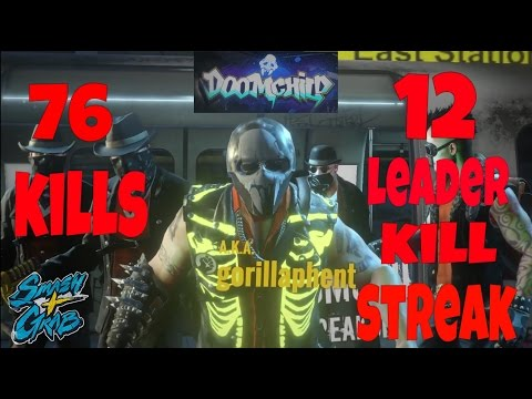 """76 KILLS/12 LEADER KILL STREAK W/ DOOMCHILD (STAR BUG)"" | Smash+Grab (Early Access)"
