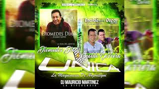 Diomedes Diaz Y Enaldo Barrera - Unica Discplay - Dj Mauricio Martinez
