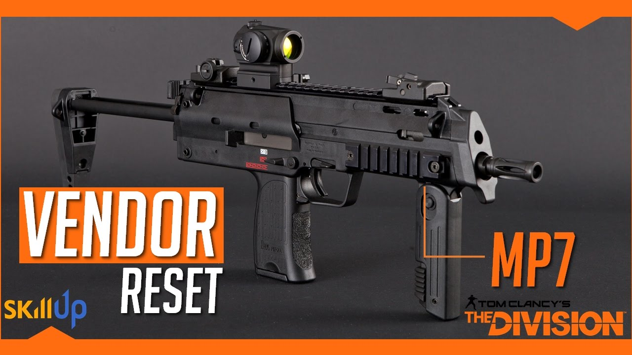 The division weekly vendor reset 1st april feat mp7 blueprint the division weekly vendor reset 1st april feat mp7 blueprint god roll electronics mod vector malvernweather Gallery
