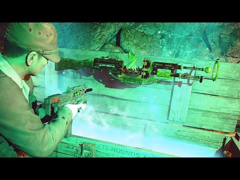SHANGRI-LA Remastered PS4 Zombies Chronicles Call of Duty Black Ops 3 DLC5 Gameplay