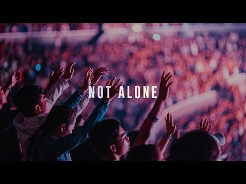 NOT ALONE | LIVE in Asia | Planetshakers Official Music Video