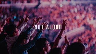 Gambar cover NOT ALONE | LIVE in Asia | Planetshakers Official Music Video