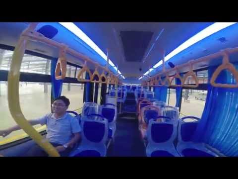 Green Energy Transportation visits EBUS factory in China