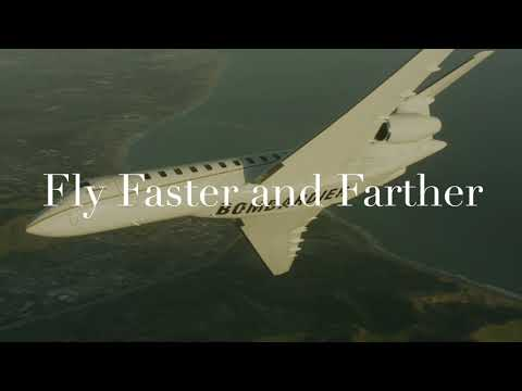 Bombardier Smooth Flx Wing - Record-Breaking Speed and Range