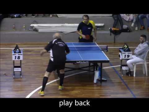 Campeonato Paranaense niKKei     V 6     Danilo Leopoldino   vs  Kleber Kersting 9