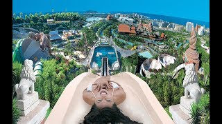 10 BANNED WATER SLIDES - The Best Top10